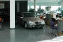 Autosalon Mercedes