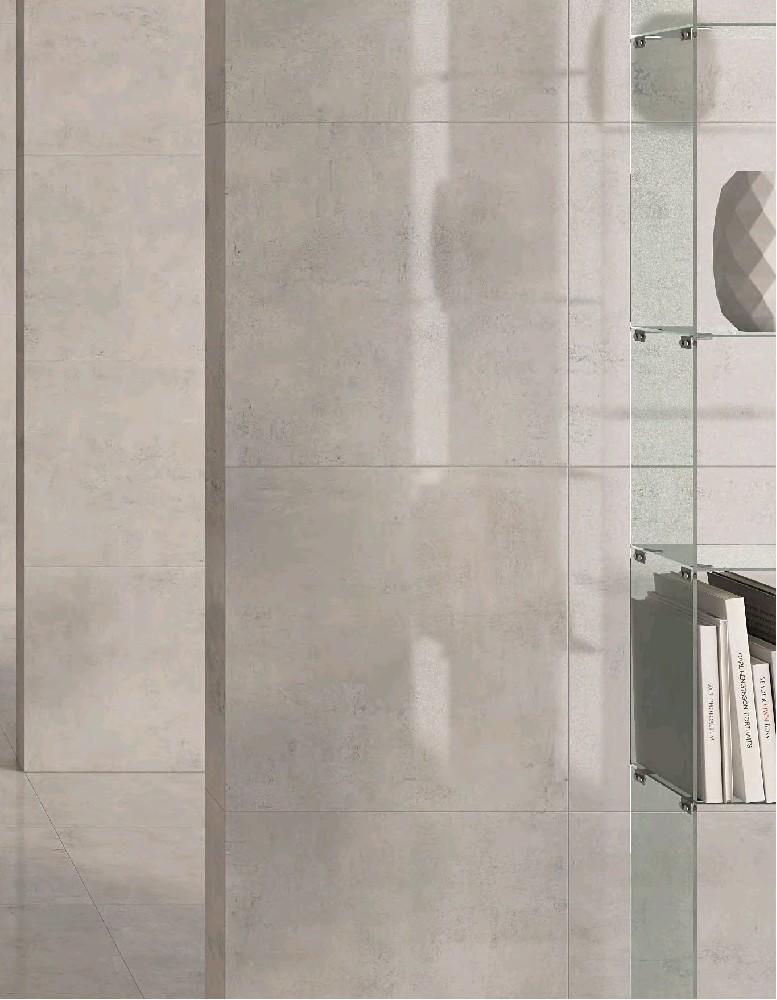 Keramick 233 Dlažby Century Studio Grigio Cement Svitava
