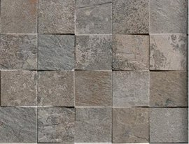 Pavé Wall Square MULTICOLOR 165x410 Sichenia