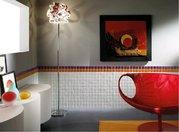 skleněné mozaiky AREA 25 lesklé MOSAICO+