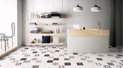 200x200 PATCHWORK BLACK&WHITE obklady a dlažba Sant Agostino